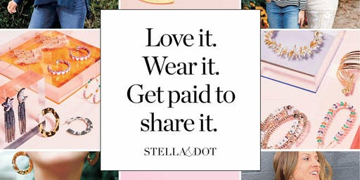 Coffee and Convo's-Meet Stella and Dot with Monika Nielsen