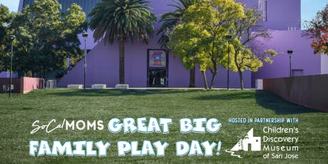 Great Big Family Play Day Bay Area tickets
