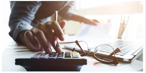 Personal Financial Success- October 2019