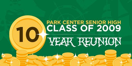 Park Center Senior High Class of 2009 Reunion (10 Year Reunion) tickets