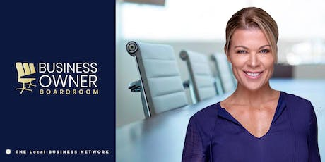 Business Owner Boardroom - The Four Futures of Business tickets
