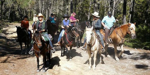 Monterey Bay Equestrians Poker Ride & Campout Fundraiser