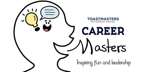 CareerMasters - ToastMaster's Group tickets