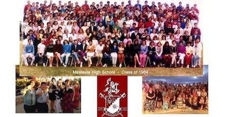 MHS84 - #35 (Aug 17, 2019) - Miraleste High School 1984 Class Reunion -  Palos Verdes tickets