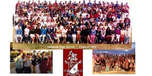 MHS84 - #35 (Aug 17, 2019) - Miraleste High School 1984 Class Reunion -  Palos Verdes