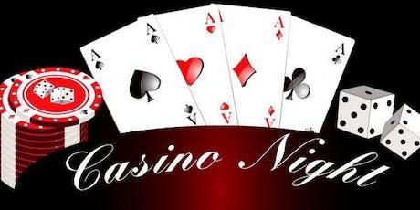 Cleveland's Casino Night, 30 year Class Reunion of 89'.  tickets