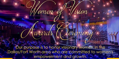 Women of Vision Awards Ceremony tickets