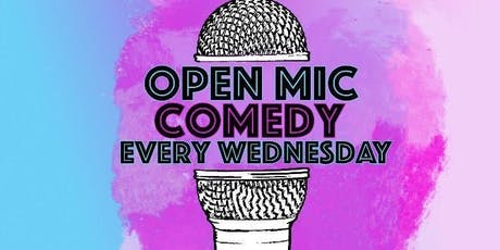 Open-mic Comedy tickets