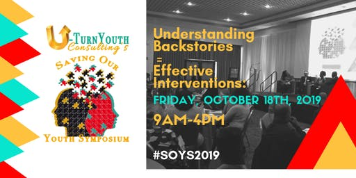 2019 Saving Our Youth Symposium