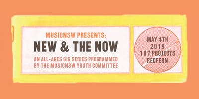 New & The Now 2: Sunscreen, Greenwave Beth, Clarissa Mei, Kilimi [All-Ages]