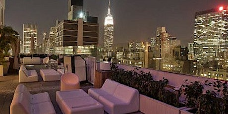 Rooftop Fridays @ Skyroom Rooftop in New York City tickets