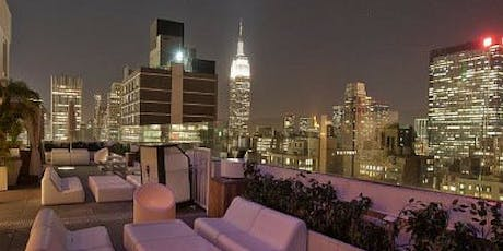 Rooftop Saturdays @ Skyroom Rooftop in New York City tickets