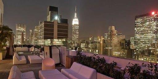 Rooftop Saturdays @ Skyroom Rooftop in New York City