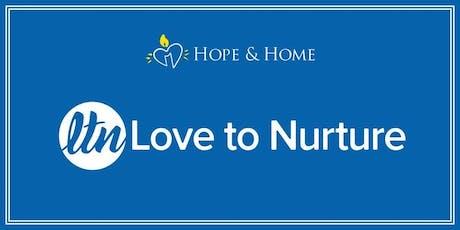 Love to Nurture 1: Relationships & Teleology tickets