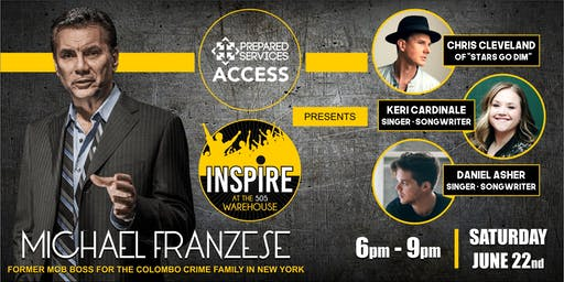 INSPIRE at the 505 Warehouse presents