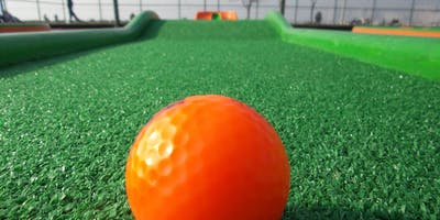 An ADF families event: Family Mini Golf Challenge, Toowoomba