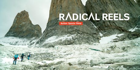 Radical Reels Tour - Hobart Farrall Centre 26 Oct 2019 tickets