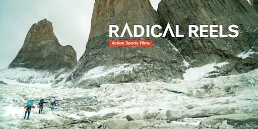 Radical Reels Tour - Hobart Farrall Centre 26 Oct 2019