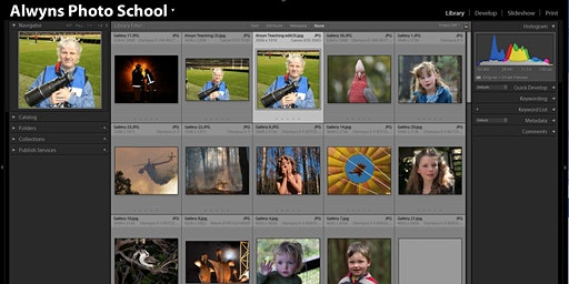 Photography Course 21 Lightroom Classic Part 2-The Next Step
