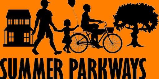 Summer Parkways Spokane