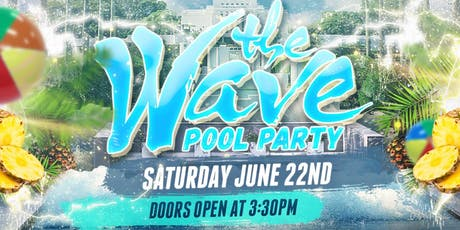 The Wave Pool Party tickets