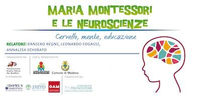 Maria Montessori e le Neuroscienze