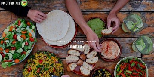 LOVE food fair 2019