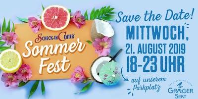 Scheck-in Sommerfest 2019