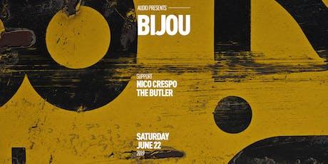 Bijou tickets