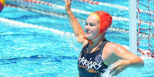 Flippa Ball Term 3 - Warriors Water Polo 2019