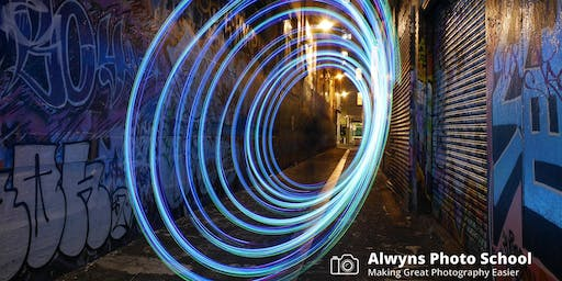 Photography Course-Night Photography (Melbourne City)