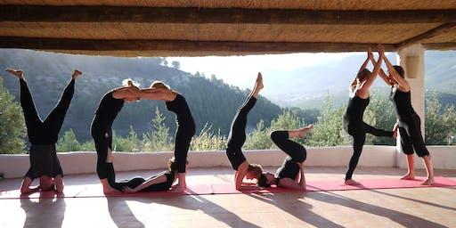 Upbeat Yoga