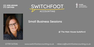 Small Business Growth Clinic (Guildford) Xero, Accountancy, Tax & Cashflow!