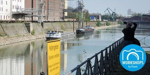 Pixum Foto-Tour: Tatort Deutzer Hafen