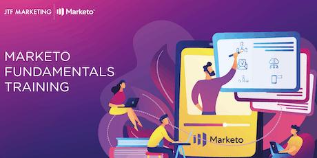 Marketo Fundamentals Training tickets