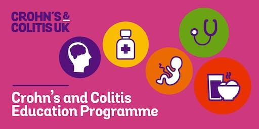 CROHN'S AND COLITIS EDUCATION PROGRAMME : LONDON 2019