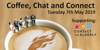 Coffee, Chat and Connect - May 7th
