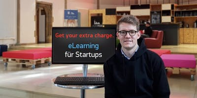 eLearning Kurs für Startups - Get your extra charge