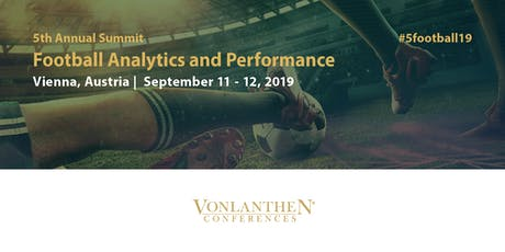 5th Annual Football Analytics and Performance Summit tickets