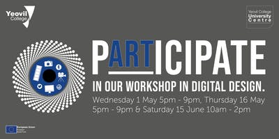 Digital Design, Degree-Level Qualifications: Taster Session (May 1st)