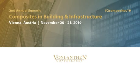 2nd Composites in Building & Infrastructure Summit Tickets