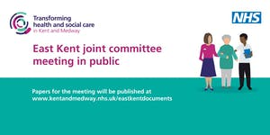 East Kent joint committee meeting in public – July 2019