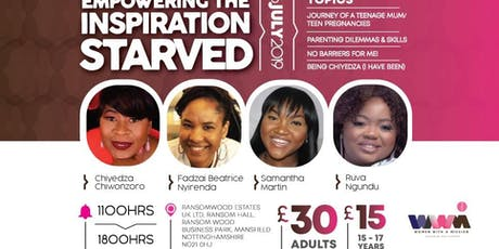 Empowering The Inspiration Starved tickets