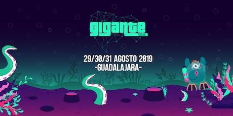 FESTIVAL GIGANTE 2019 entradas