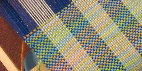 Scarf Weaving Workshop with Anne Crowther tickets