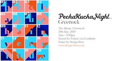 Pecha Kucha Night Greenock Vol.01