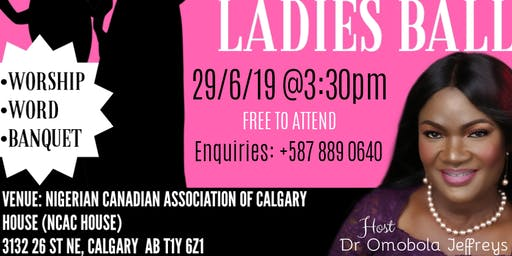 CALGARY LADIES' BALL
