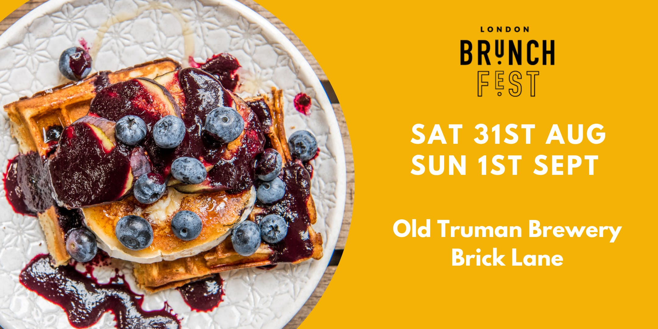 London Brunch Fest 2019