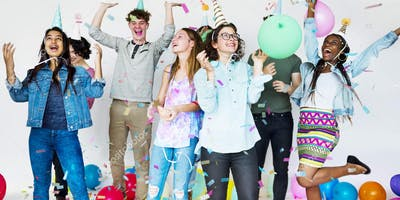 Semaine anniversaire / jour #2 / Après-midi festive pour les jeunes **
