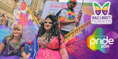 Birmingham Pride March 2019 - Education, Education, Education